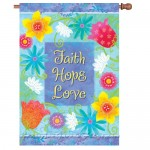 Beautiful Decorative House And Garden Flags for Home and Garden