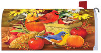 Decorative Mailbox Cover Coordinates With Matching Products
