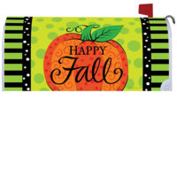 Whimsy Pumpkin Fall Decorative Mailbox Makeover