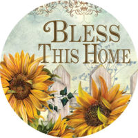 Fall Blessings Decorative Accent Magnet