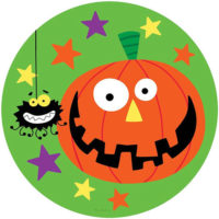 Happy Halloween Decorative Accent Magnet