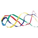 Beautiful Decorative Hypno Twisters for Kites or Decor